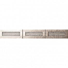 Pandora-Resin-Brushed-Nickel-2X12