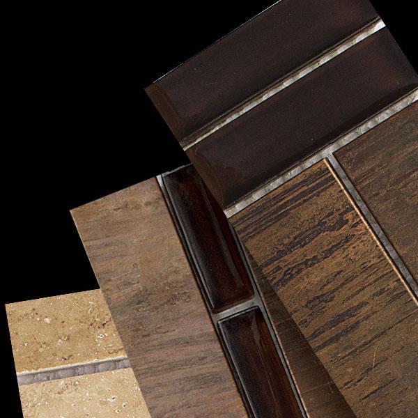 Glass&Stone&Metal Borders
