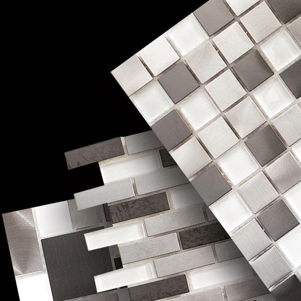 Metal&Glass Mosaic Blends