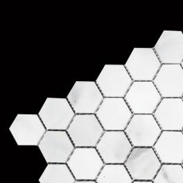 Massa Bianco Mosaics