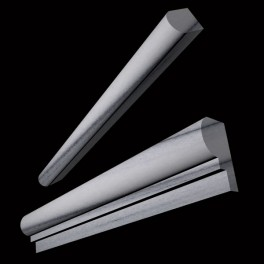 Vista White Mouldings & Liners