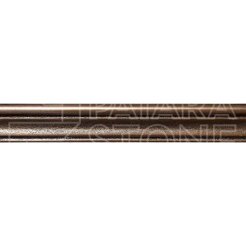 RETRO CHAIR RAIL BRONZE 2x12